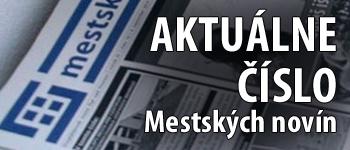 Mestské noviny Žiar nad Hronom - stránka sa otvorí v novom okne