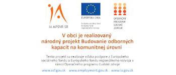 Národný projekt: Budovanie odborných kapacít na komunitnej úrovni (NP BOKKÚ)