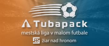 TUBAPACK mestská liga v malom futbale