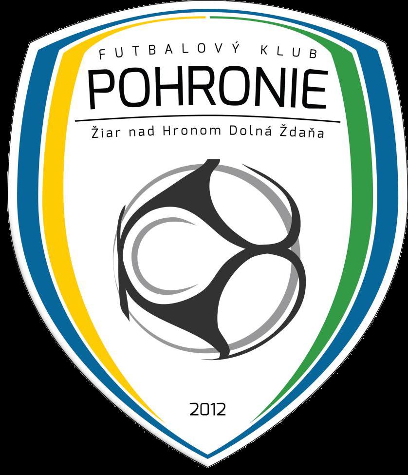 FK POHRONIE Žiar nad Hronom Dolná Ždaňa, s. r. o.
