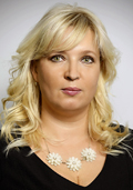 Mgr. Gabriela Hajdoniová - člen dozornej rady spoločnosti TECHNICKÉ SLUŽBY Žiar nad Hronom, spol. s r. o.