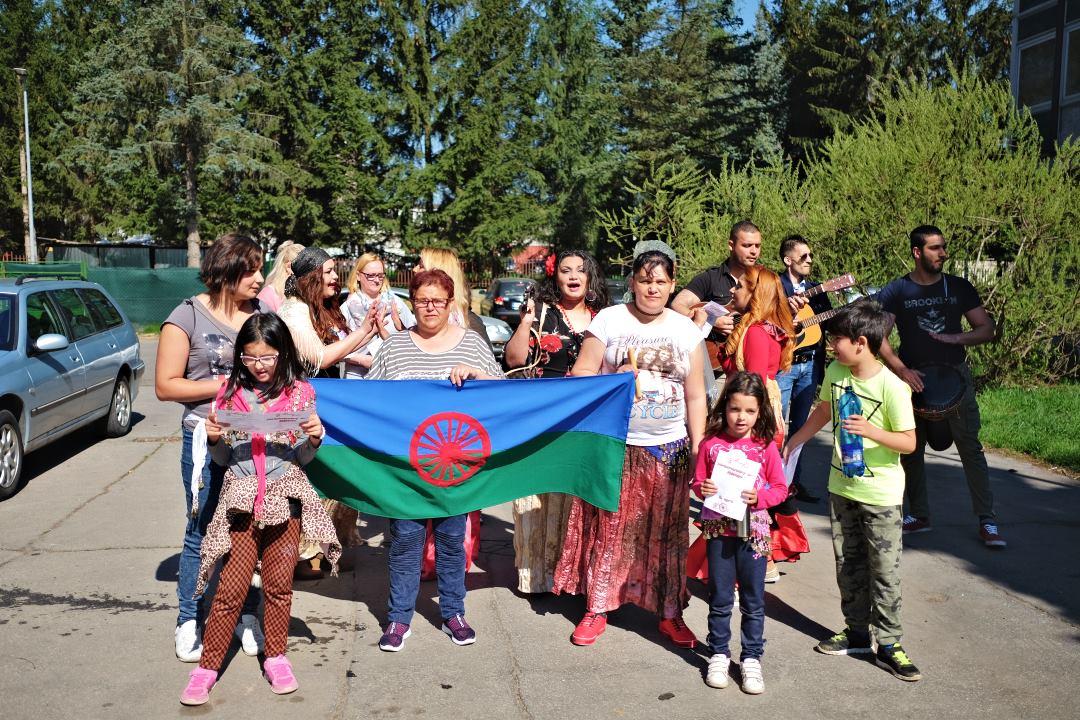 Hudobný sprievod k Medzinárodnému dňu Rómom aj v Žiari nad Hronom