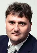 Mgr. Igor Rozenberg, MBA - konateľ spoločnosti TECHNICKÉ SLUŽBY Žiar nad Hronom, spol. s r. o.