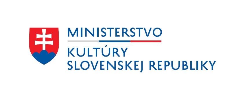 Ministerstvo kultúry Slovenskej republiky - stránka sa otvorí v novom okne
