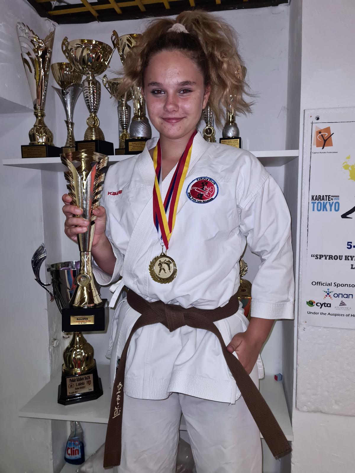 Karate: Úspešný vstup do sezóny