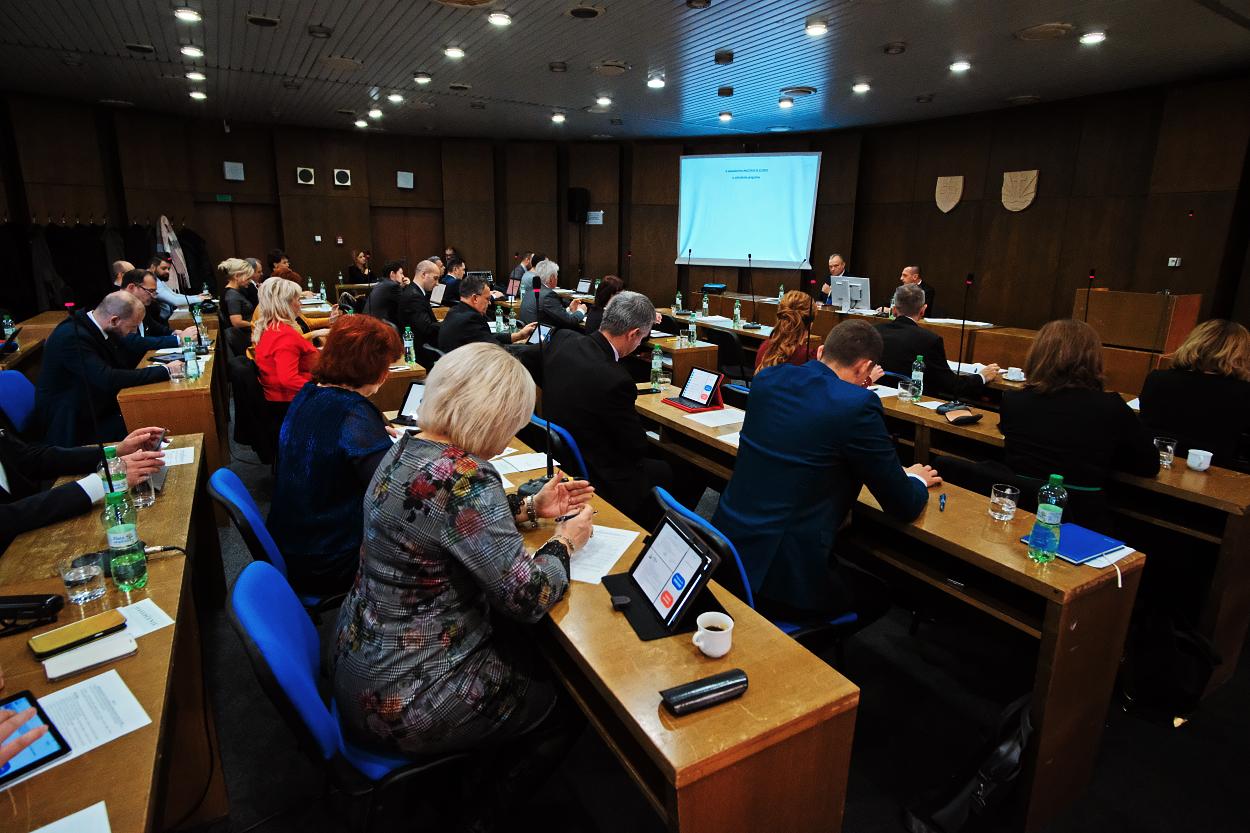 Mestské zastupiteľstvo v roku 2018