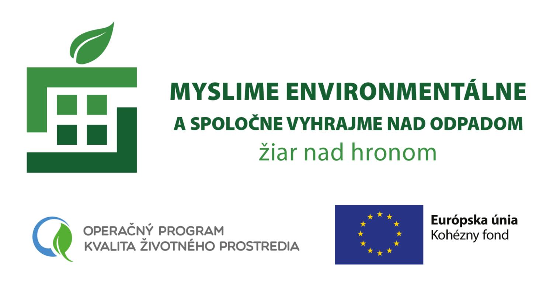 Projekt Myslime environmentálne a spoločne vyhrajme nad odpadom