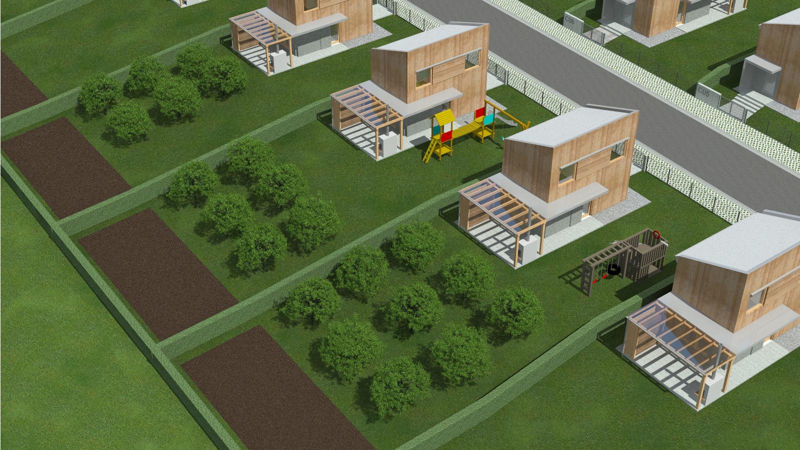 V časti Podháj vznikne nová záhradkárska oblasť