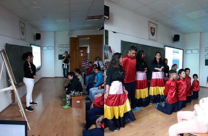 Prednáška v Kremnici pri príležitosti Medzinárodného dňa Rómov