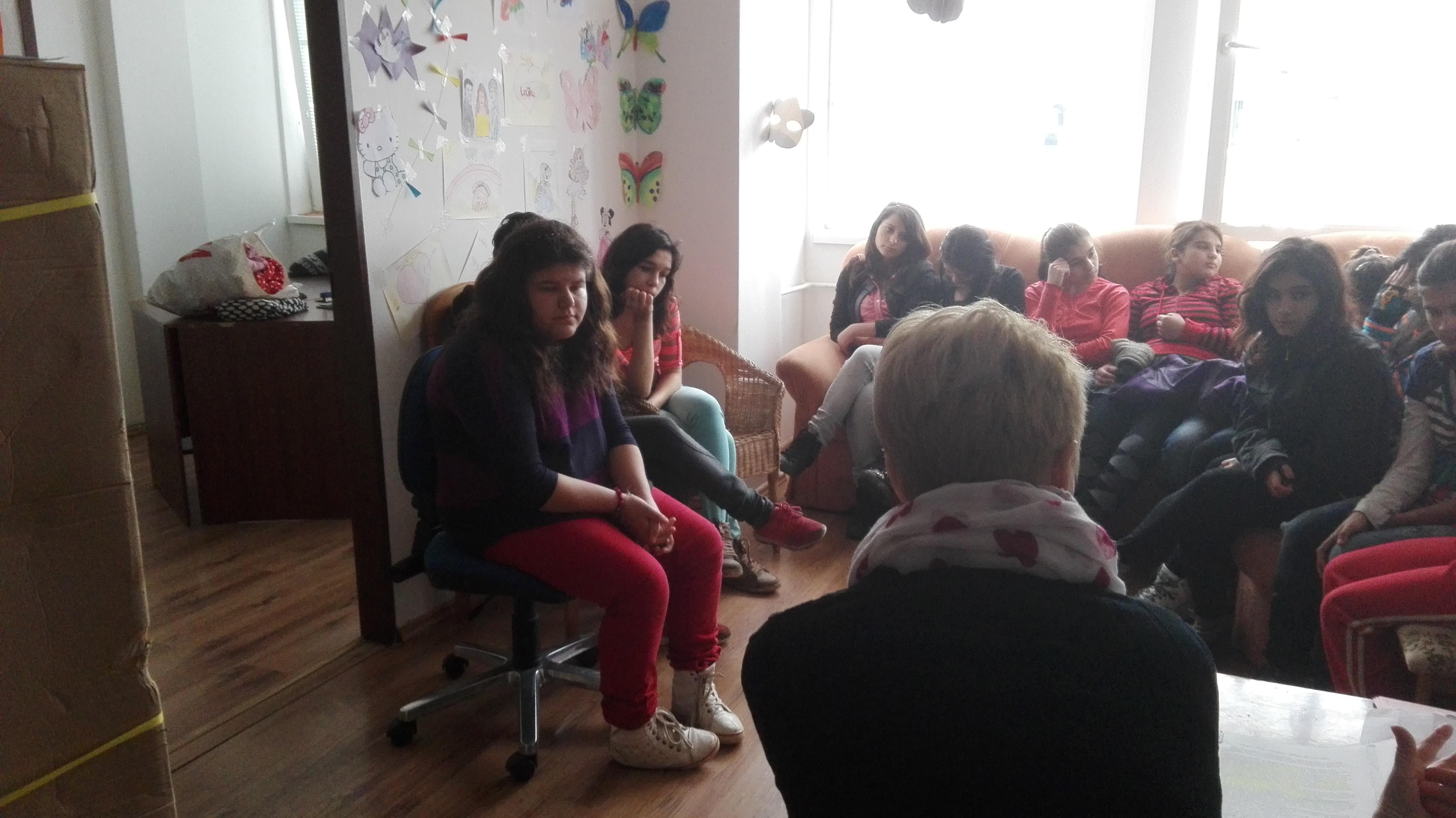 Prednášky v Komunitnom centre