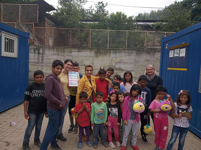 Súťaž v triedení odpadu v osade Pod Kortínou