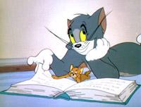 Tom a Jerry - ilustr.