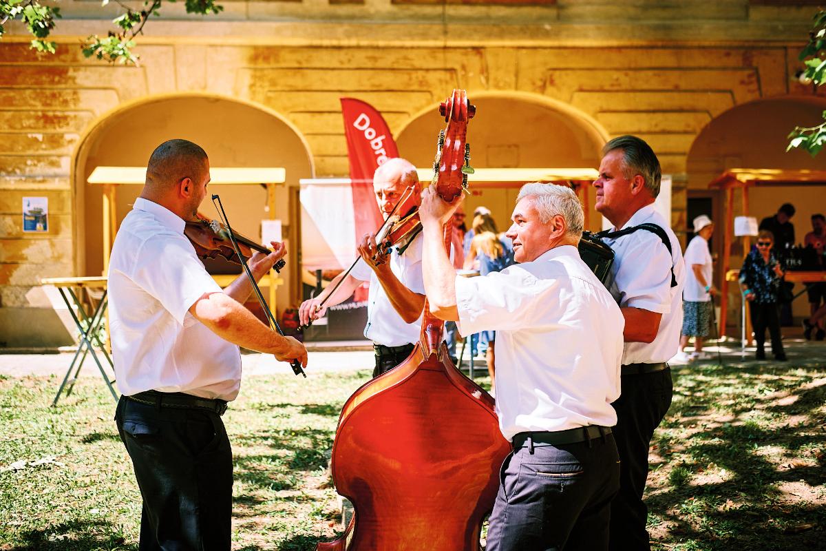 Festival vína po prvýkrát v historickom kaštieli
