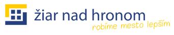 Žiar nad Hronom - Robíme mesto lepším [jpg] logo