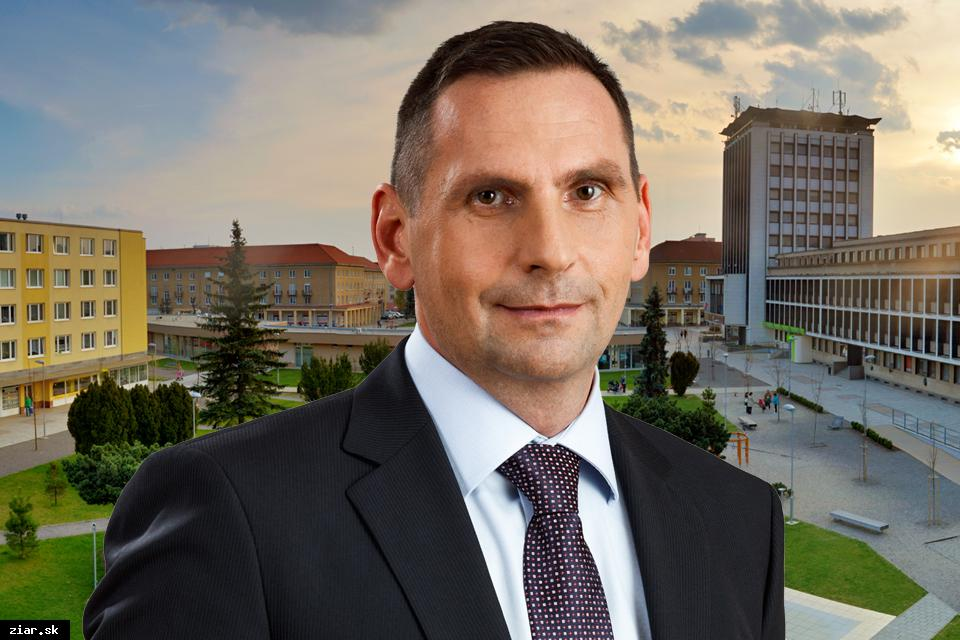 obr: Novoročný príhovor primátora mesta Petra Antala