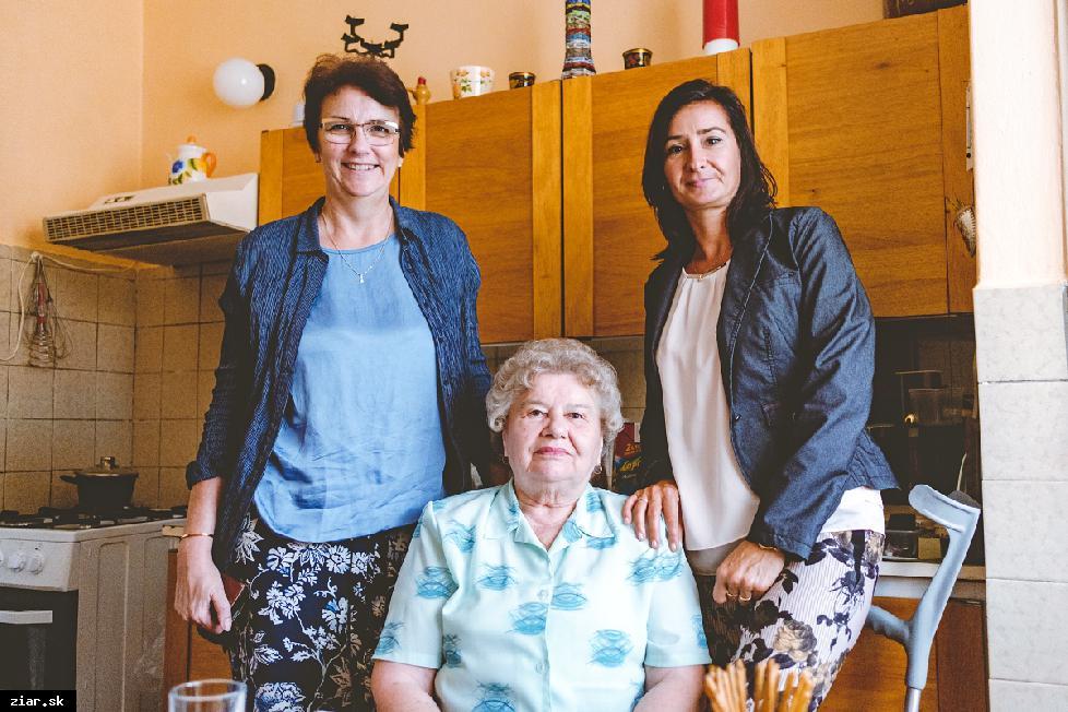 obr: Výťažok z verejnej finančnej zbierky pomohol osamelo žijúcej pani Alojzii