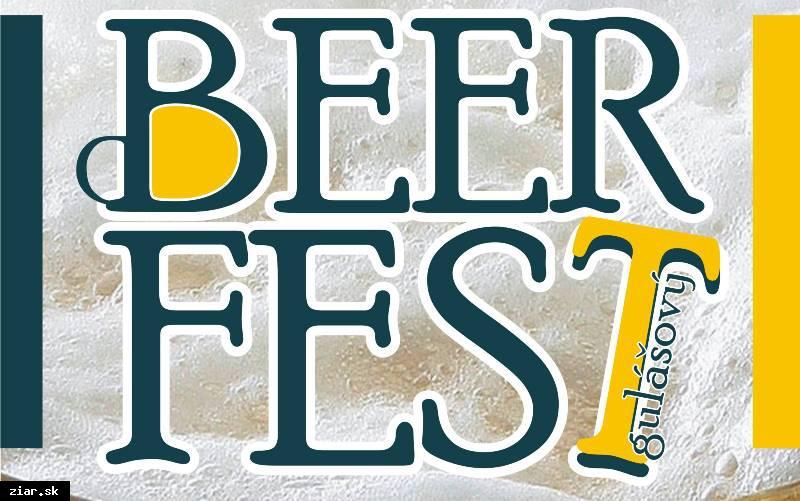 obr: Na gulášovom Beer feste sa súťaží o Zlatú varešku