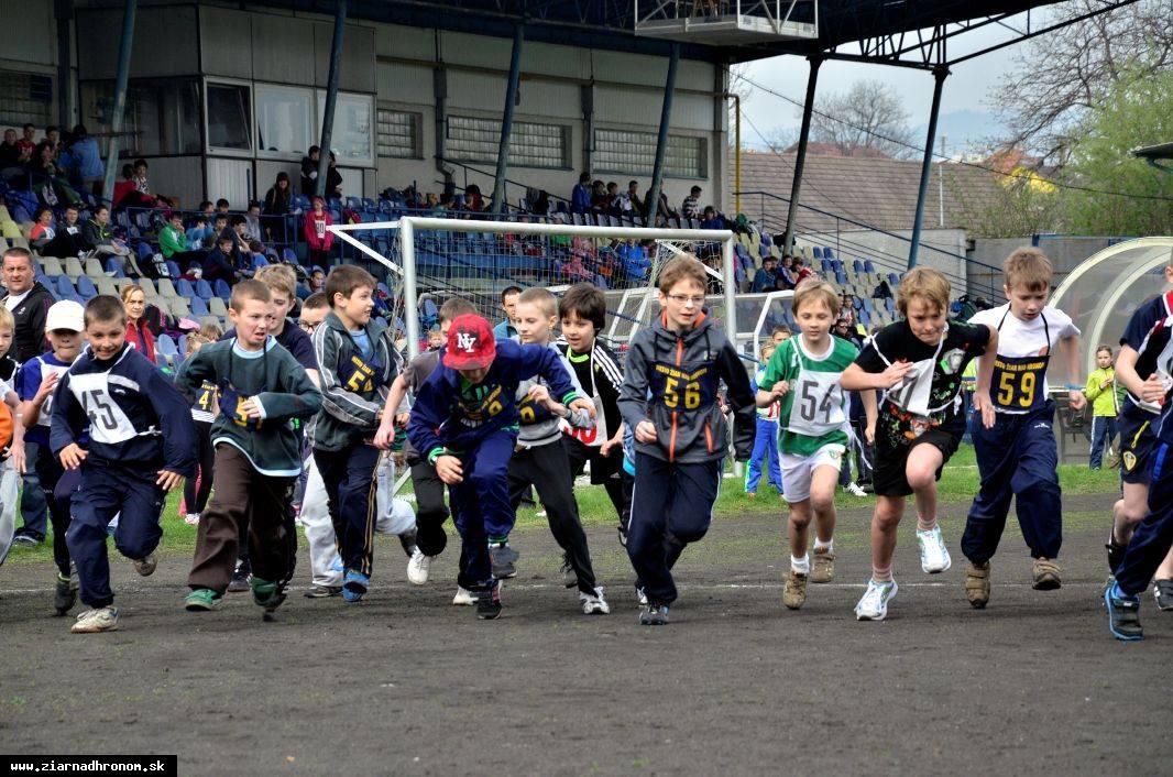obr: Behu oslobodenia sa zúčastnilo rekordných 344 pretekárov