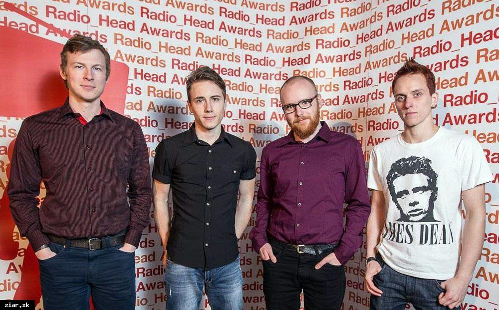 obr: Mladá žiarska kapela Radiopieces má úspešne naštartovanú kariéru