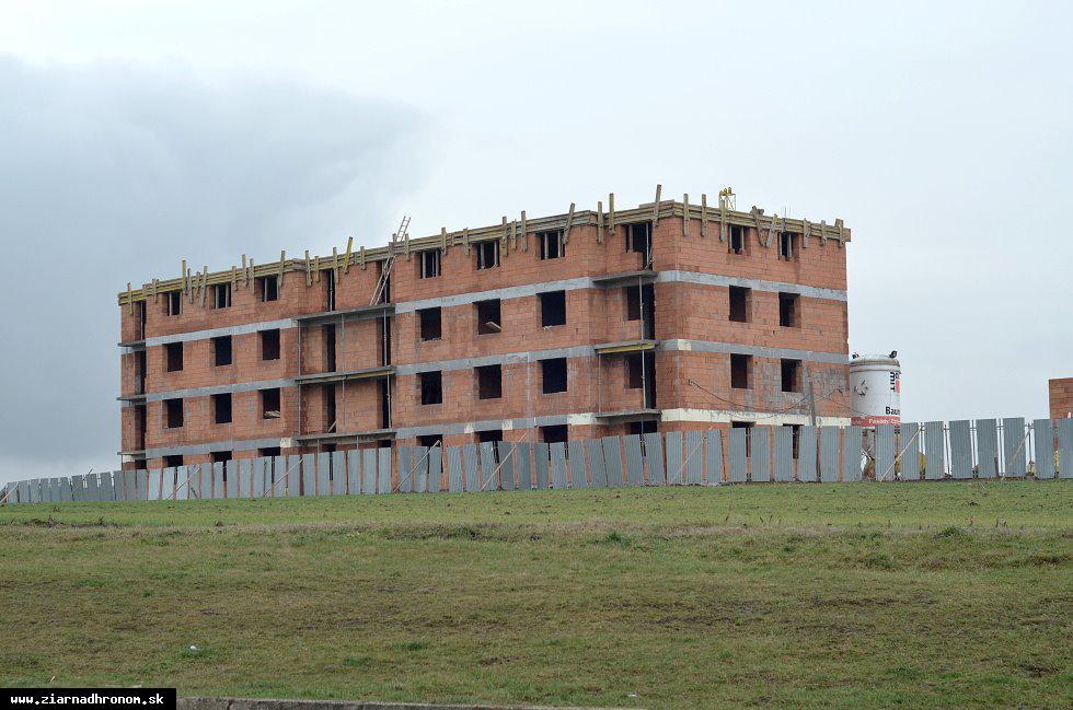 obr: Nové byty majú prilákať ľudí do mesta