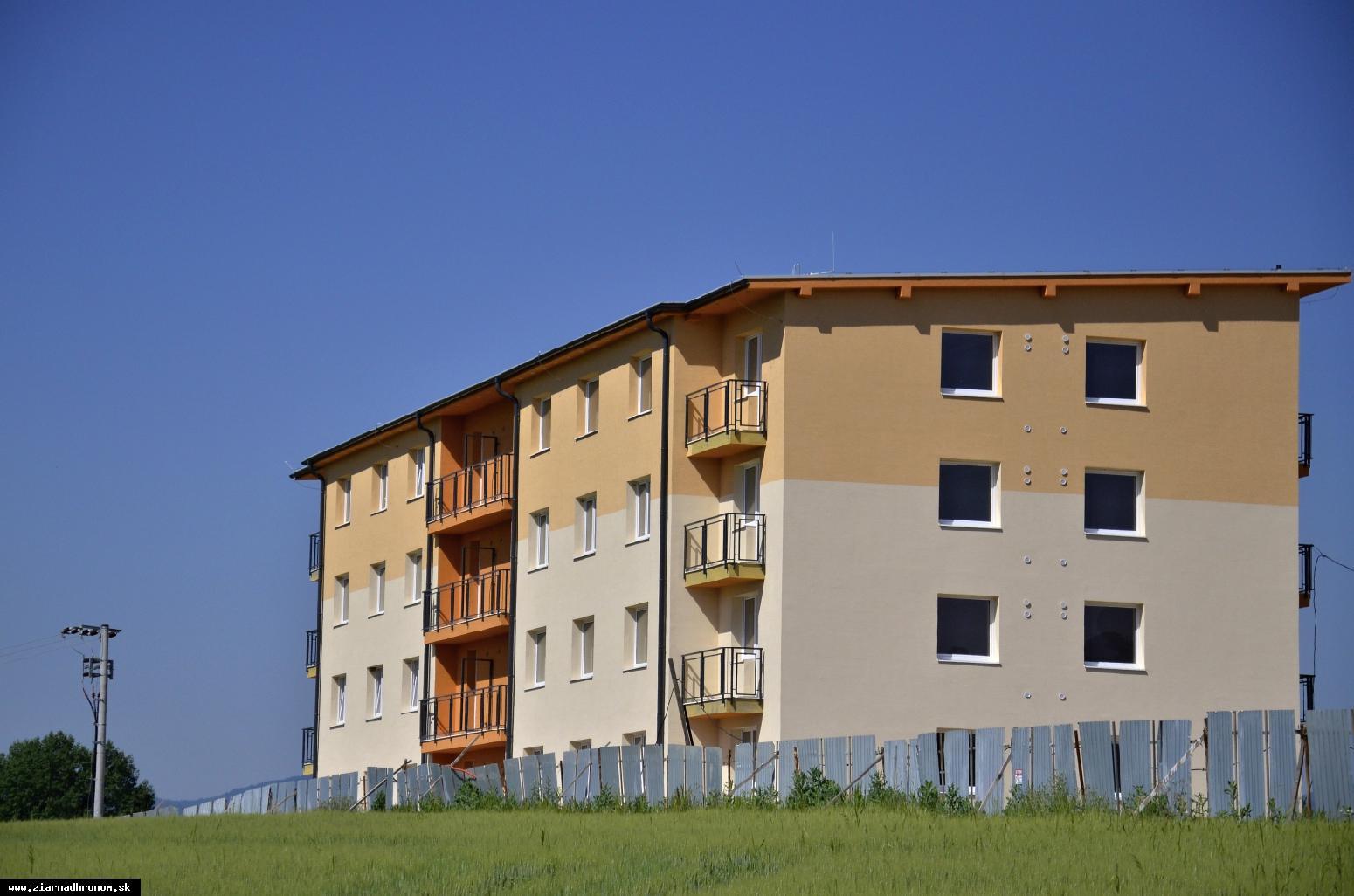 obr: Do žrebovania o nájomné byty pôjde 71 žiadateľov