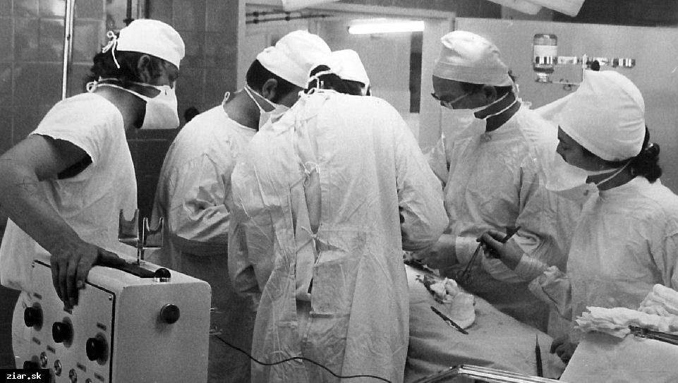 obr: Žiarska nemocnica oslavuje 60. výročie