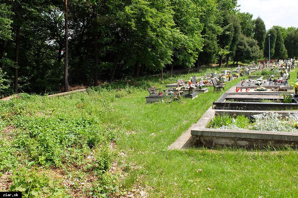 obr: Na prítomnosť zlodejov na cintoríne upozorní políciu infrazábrana