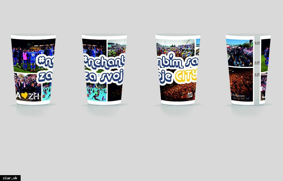 Plastové eko poháre na City feste