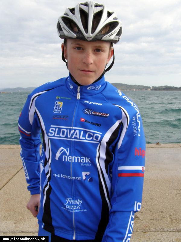 obr: Cyklistika: Famózne víťazstvo Hascha v Slovenskom pohári