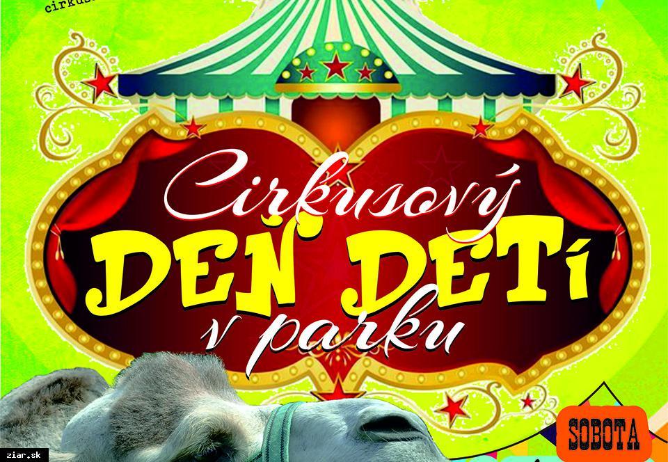 obr: Cirkusový Deň detí 2. júna!