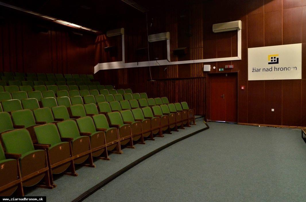 obr: Digitálne premietanie v žiarskom kine štartuje koncom marca