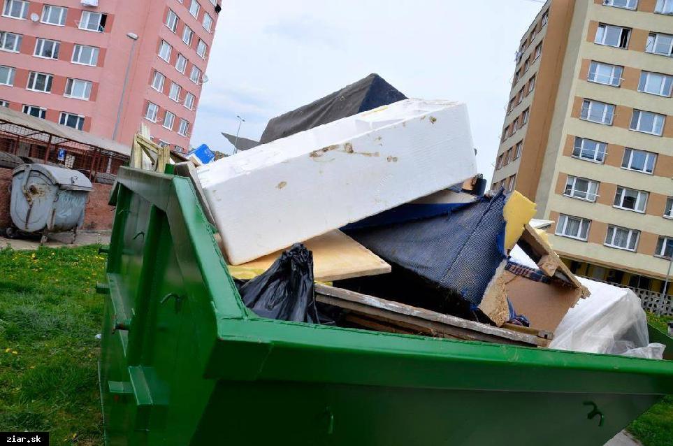 obr: Dni jesennej čistoty už budúci týždeň