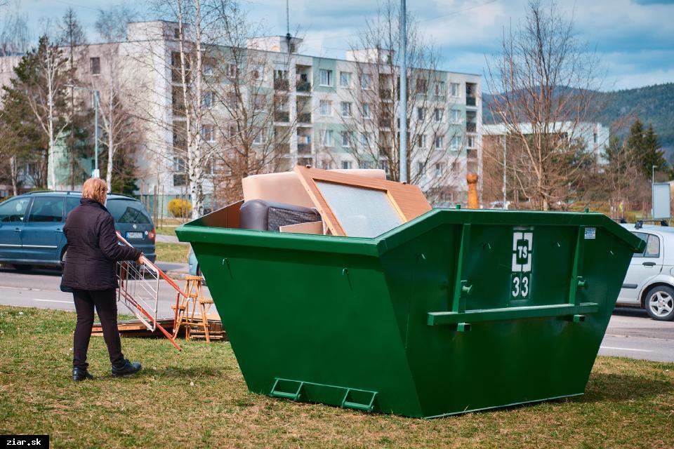 obr: Počas Dní jesennej čistoty sa vyzbieralo 36,17 ton odpadu