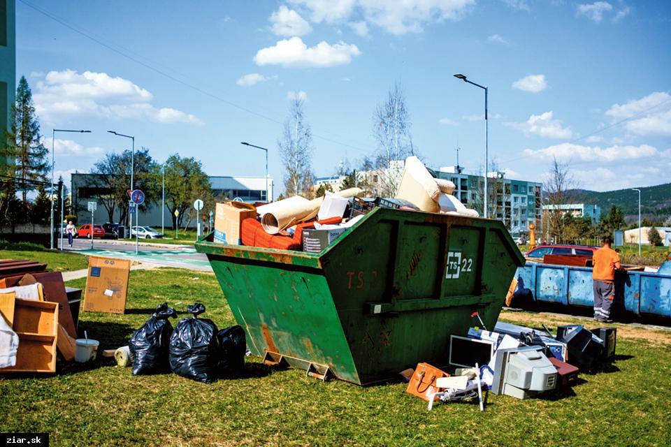 obr: Dni jesennej čistoty od 28. septembra