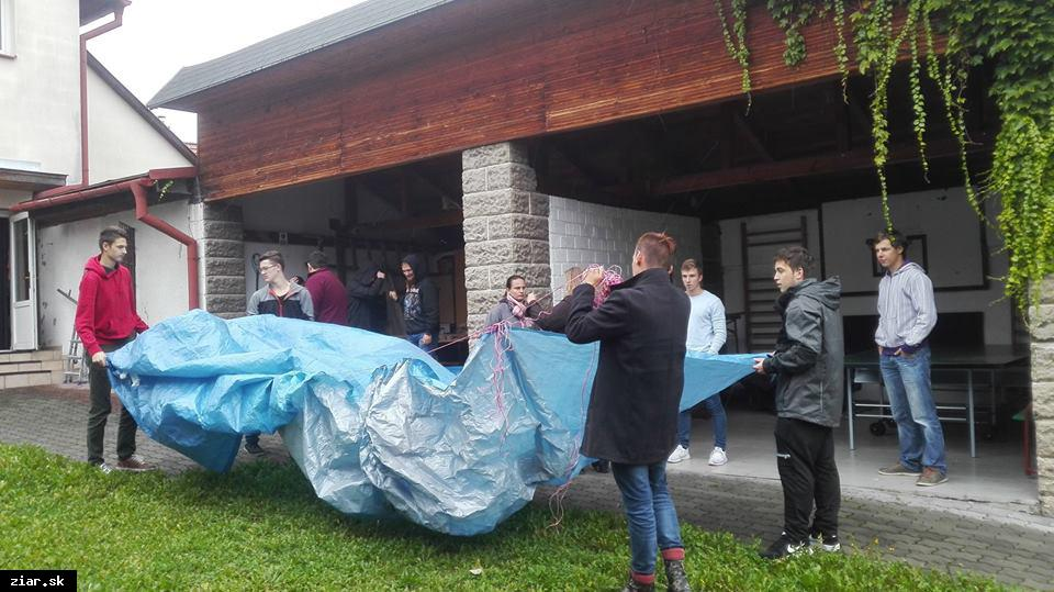 obr: Týždeň dobrovoľníctva aj v Žiari nad Hronom