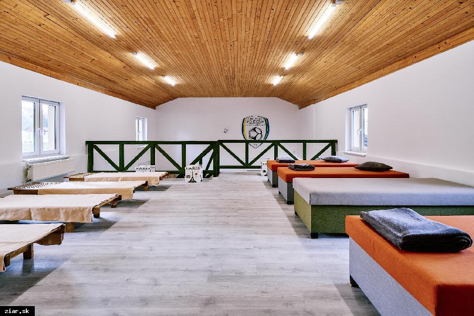 obr: Nové  tréningové centrum pre FK Pohronie