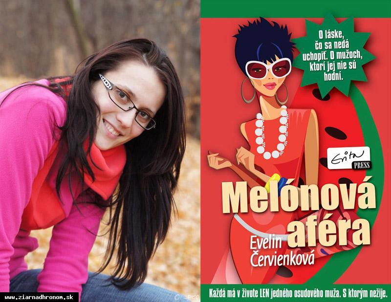 obr: Tretia kniha v priebehu jedného roka, pripravte sa na Melónovú aféru