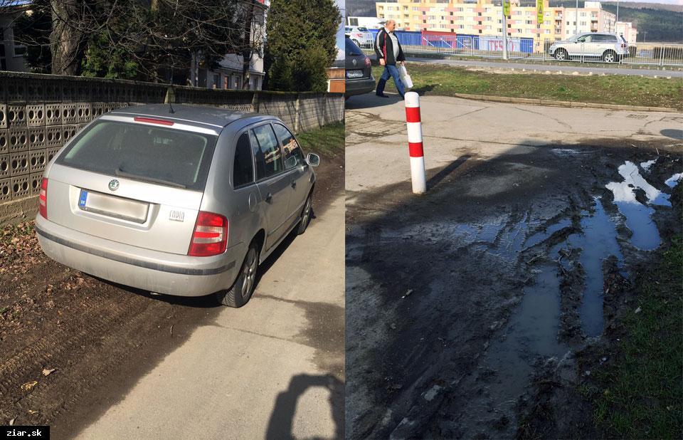 obr: Mestská polícia pristúpila k prísnym kontrolám. Pozor na to, kde parkujete!
