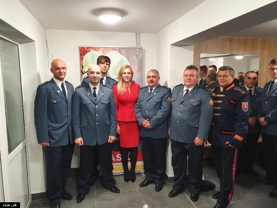 obr: František Páleník ocenený za záchranu ľudského života