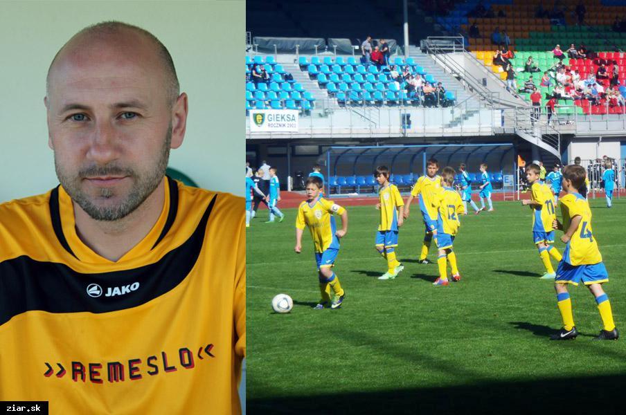 obr: Mládežnícke kategórie FK Pohronie z roka na rok napredujú