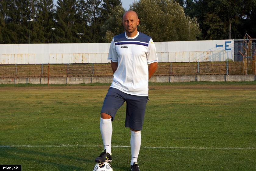 obr: Rastislav Urgela: Futbalu som obetoval veľa, nadobudnuté sa snažím zúročiť pri práci s mládežou