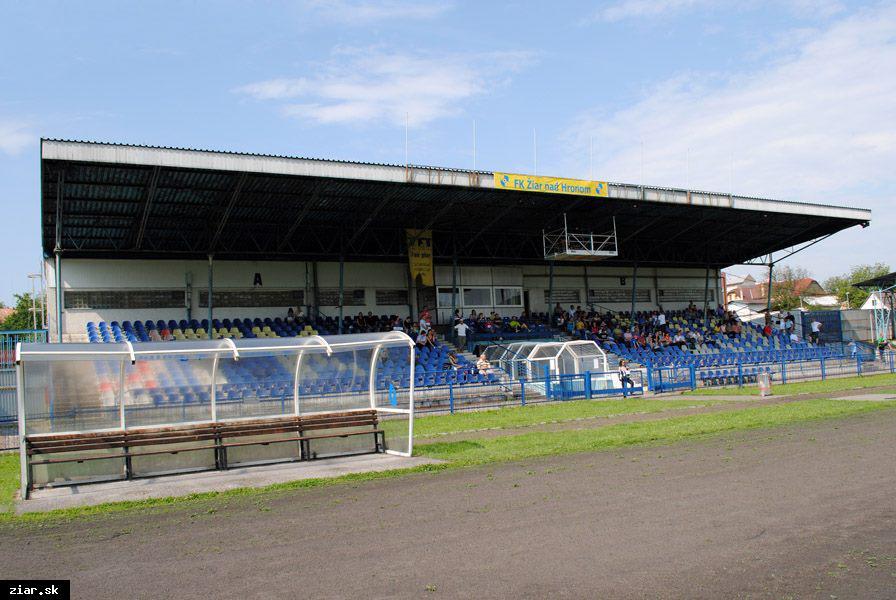 obr: Žiar sa dočkal! Na rekonštrukciu futbalového štadióna dostane štátnu dotáciu 750-tisíc eur
