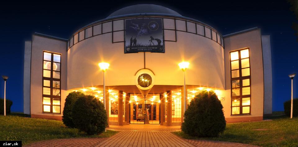 obr: Hvezdáreň v Žiari ožije znova od 1. júna