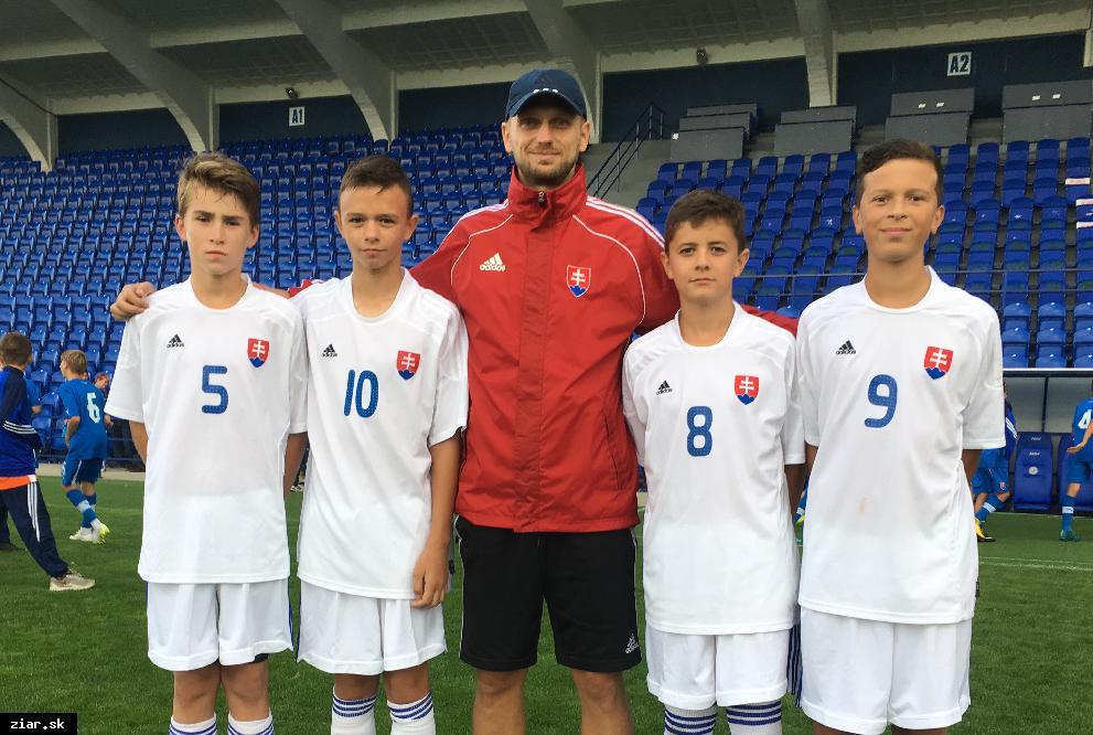 Úspešná reprezentácia klubu na turnaji regionálnych výberov talentovaných žiakov