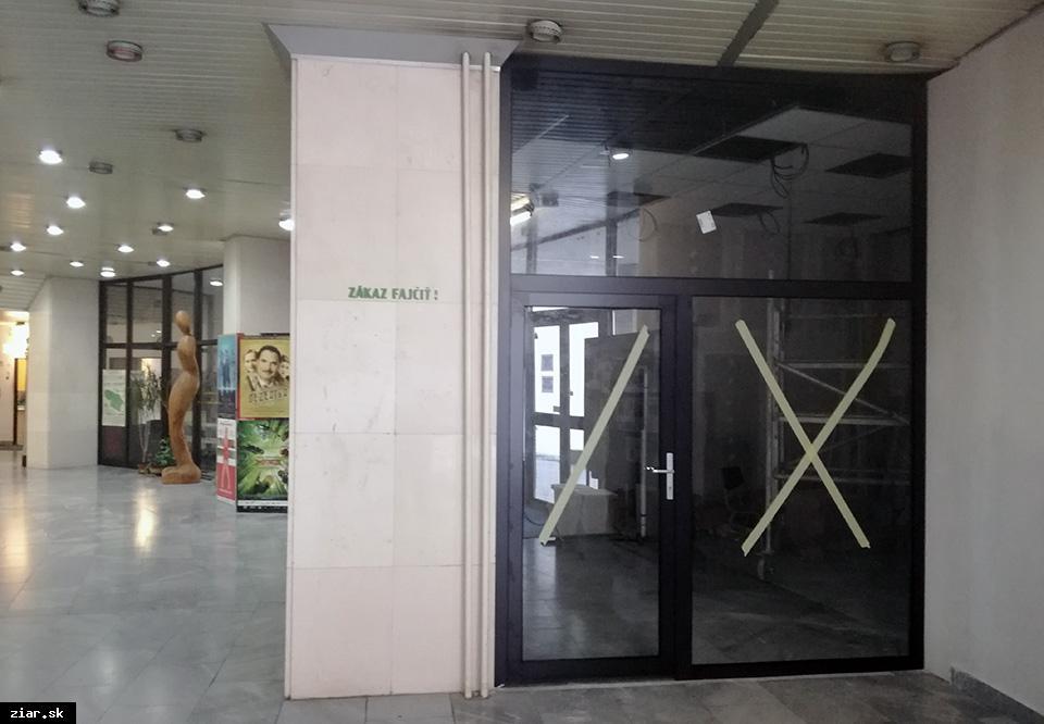 obr: Žiarska radnica už čoskoro otvorí informačné centrum