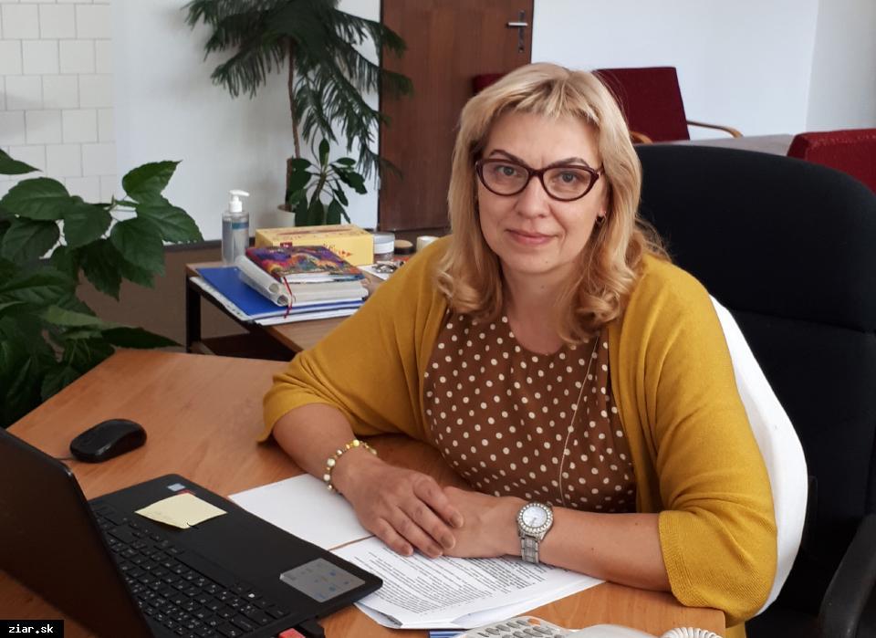 obr: Novou riaditeľkou Súkromnej strednej odbornej školy technickej sa stala Ingrid Astachová