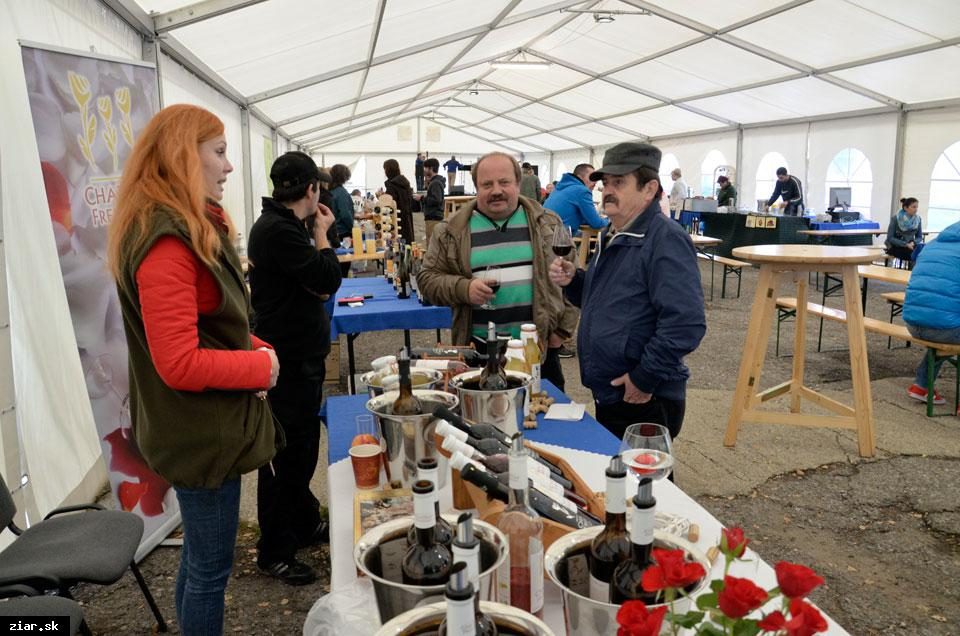 obr: Žiarsky festival vína už po tretíkrát súčasťou jarmoku