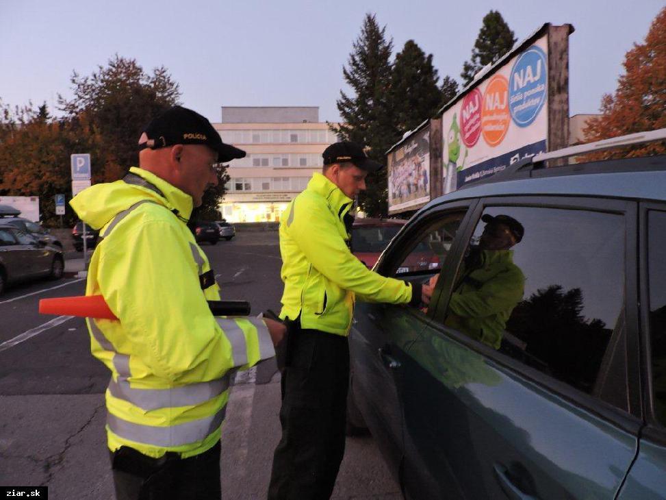 Polícia varuje, buďte na cestách opatrní!
