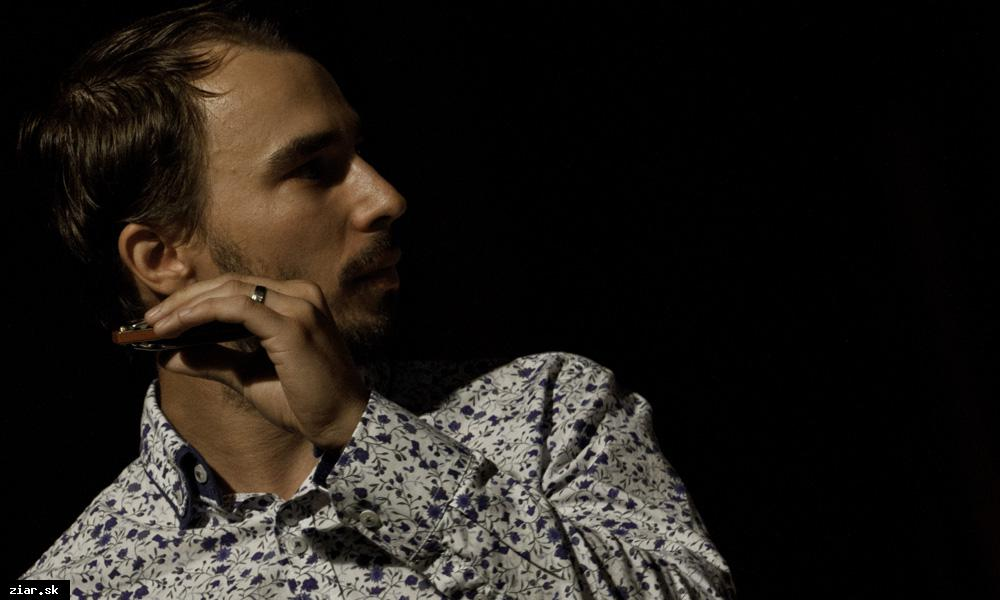 obr: Juraj Schweigert: Snažím sa prinášať bluesovú hudbu z iného spektra