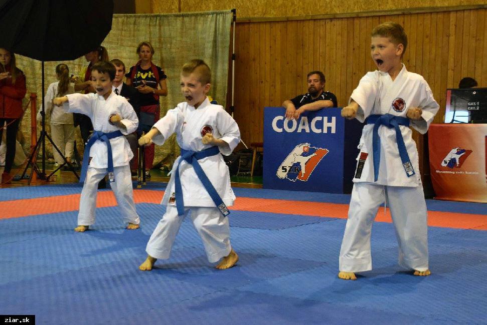obr: MS v karate 2017. Máme troch čerstvých majstrov Slovenska!